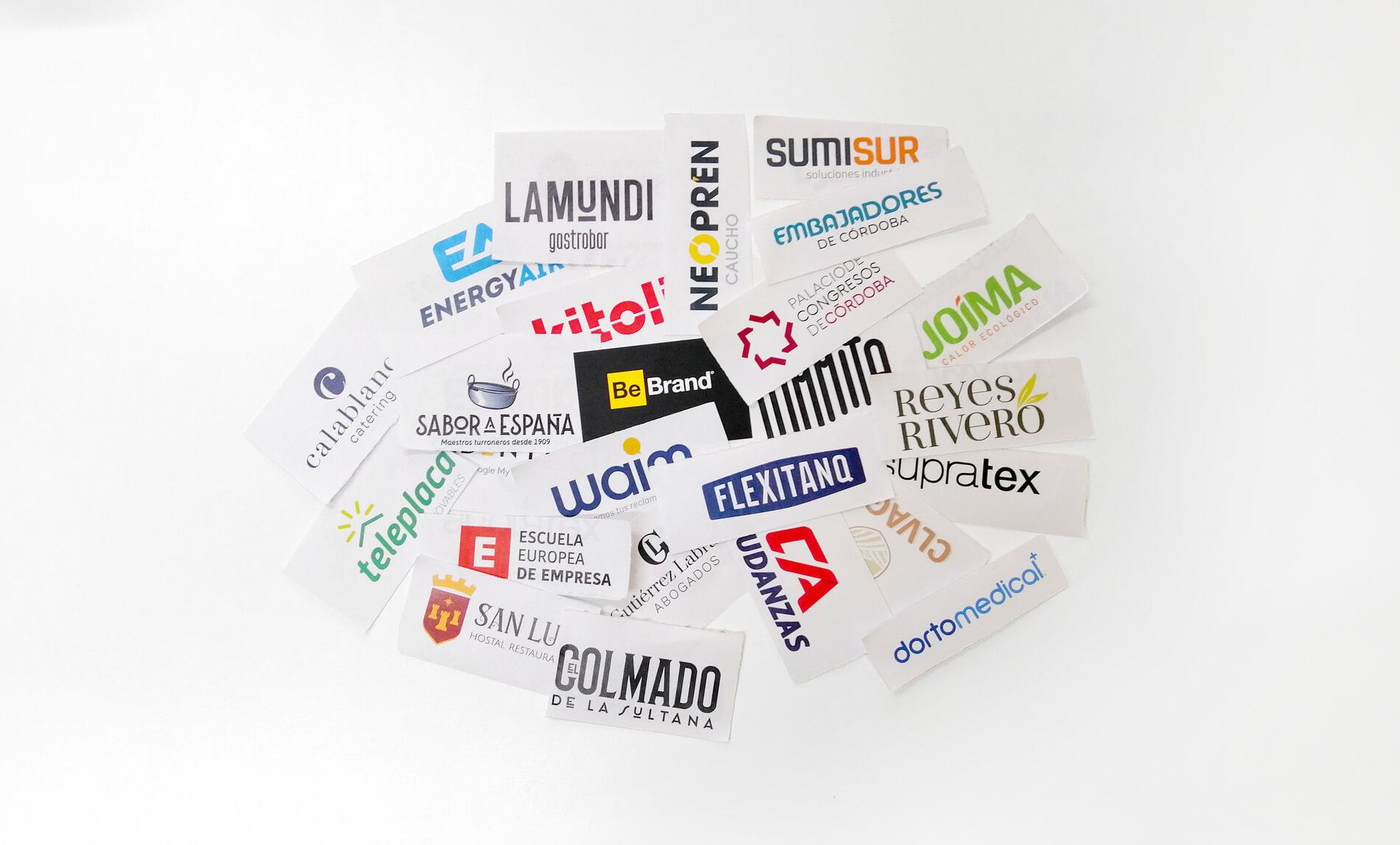 Tipos de logos que existen