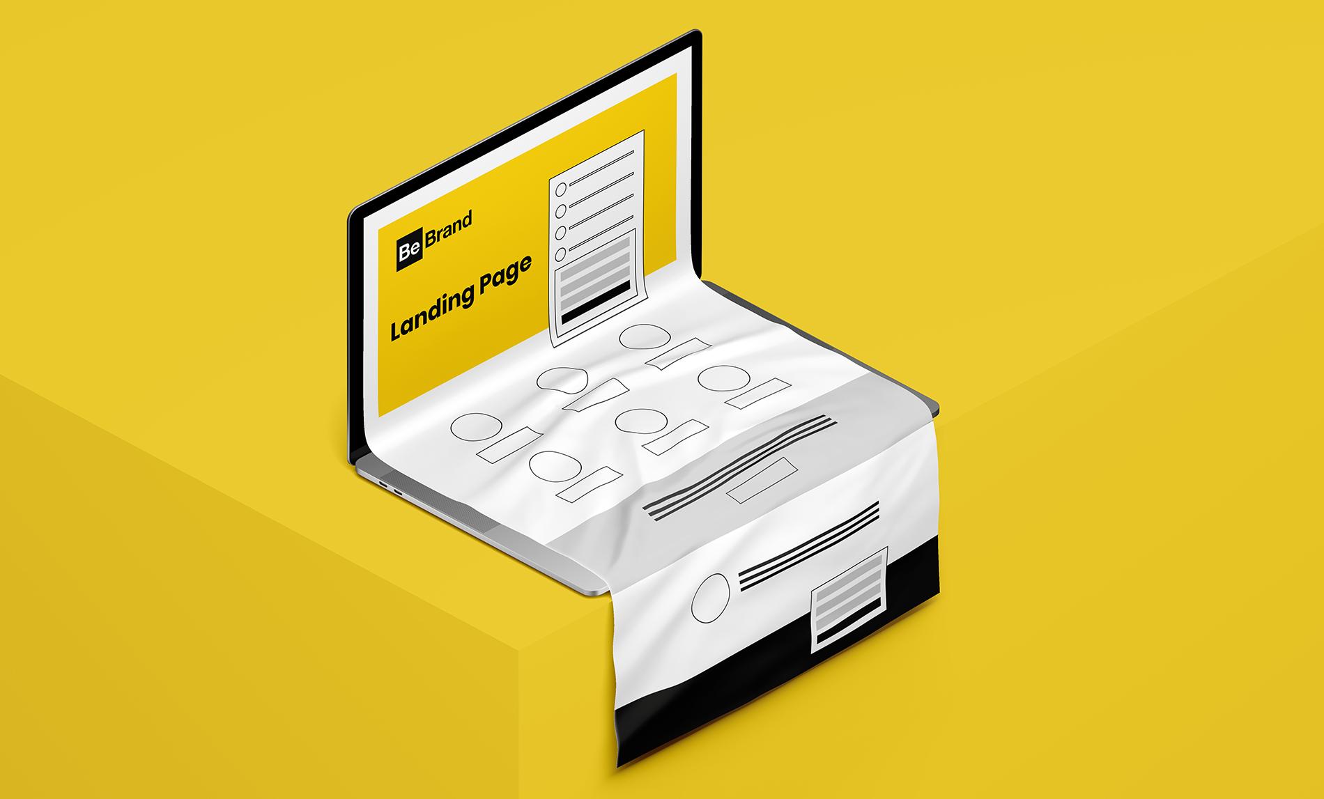 ¿Qué es una Landing Page y para qué sirve? - BeBrand