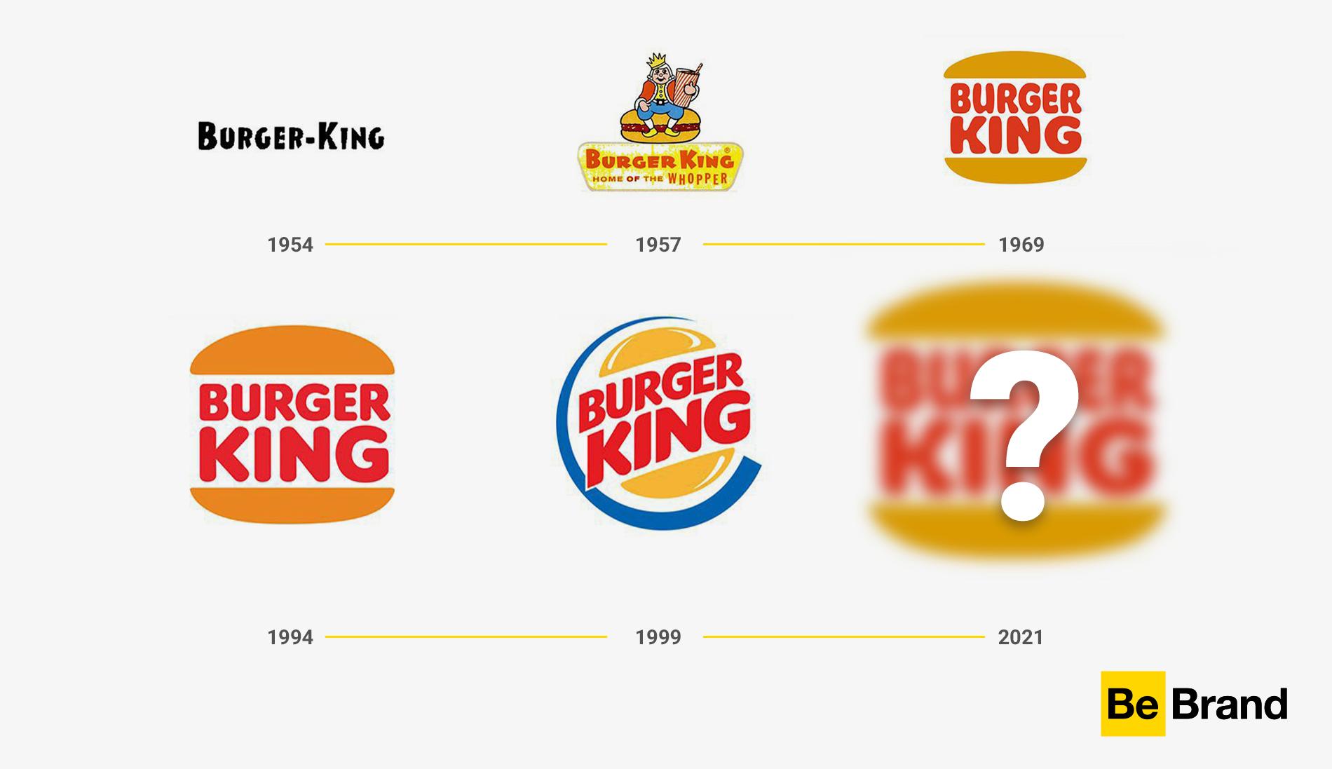Burger King estrena nuevo logo después de 20 años